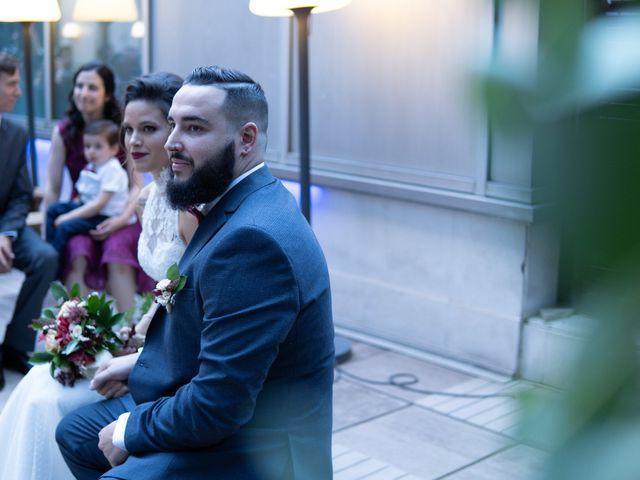 La boda de Israel y Carina en Madrid, Madrid 15