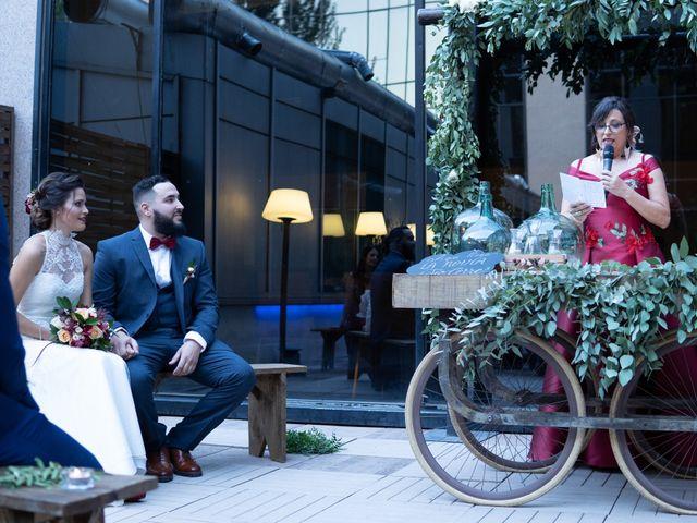 La boda de Israel y Carina en Madrid, Madrid 16