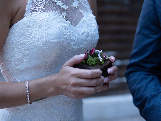 La boda de Israel y Carina en Madrid, Madrid 21