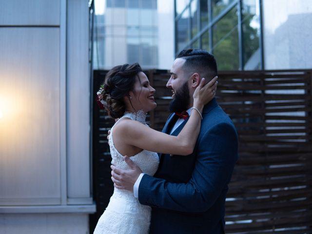 La boda de Israel y Carina en Madrid, Madrid 22