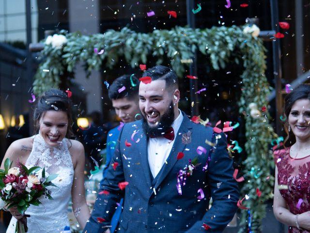 La boda de Israel y Carina en Madrid, Madrid 25