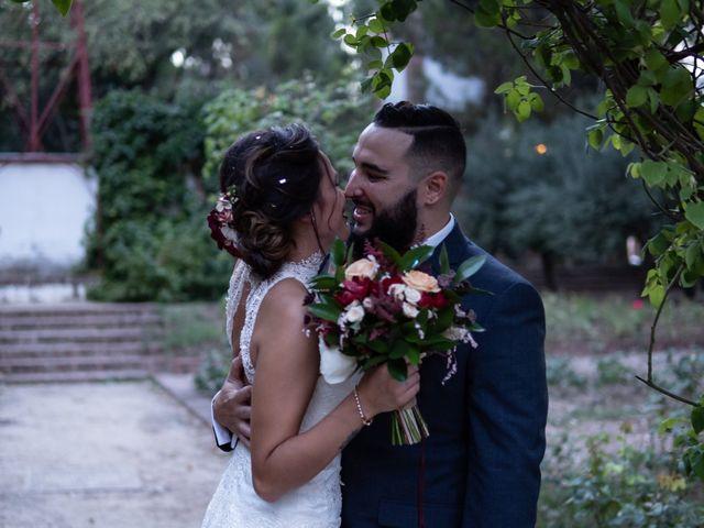La boda de Carina y Israel