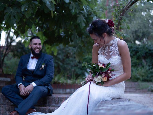 La boda de Israel y Carina en Madrid, Madrid 28