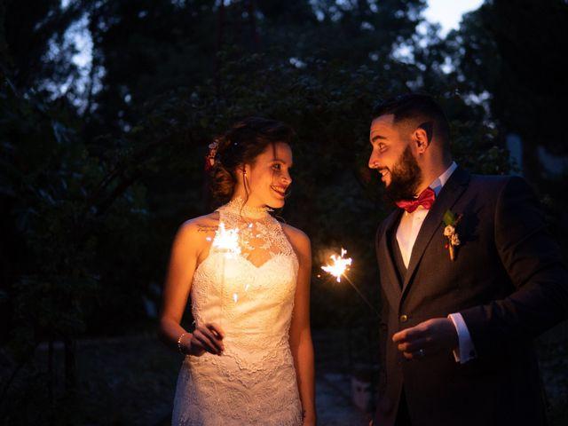 La boda de Israel y Carina en Madrid, Madrid 30