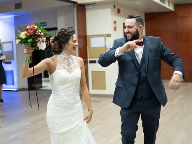 La boda de Israel y Carina en Madrid, Madrid 34