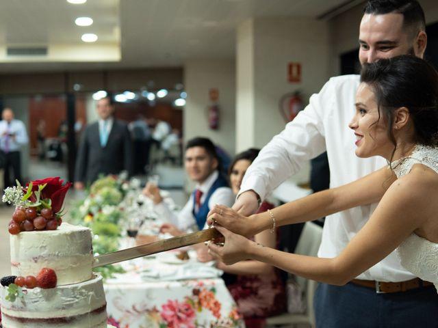 La boda de Israel y Carina en Madrid, Madrid 37