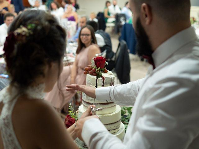 La boda de Israel y Carina en Madrid, Madrid 38
