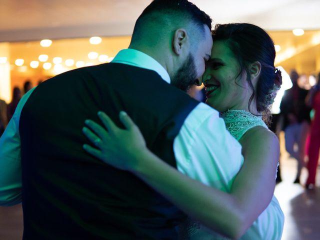 La boda de Israel y Carina en Madrid, Madrid 39