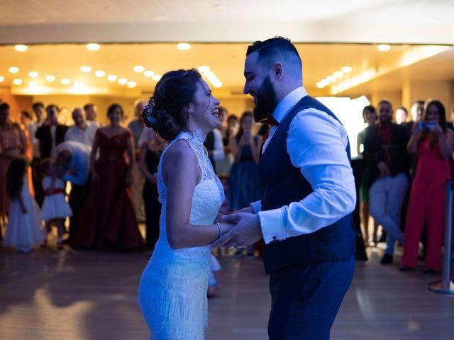 La boda de Israel y Carina en Madrid, Madrid 40