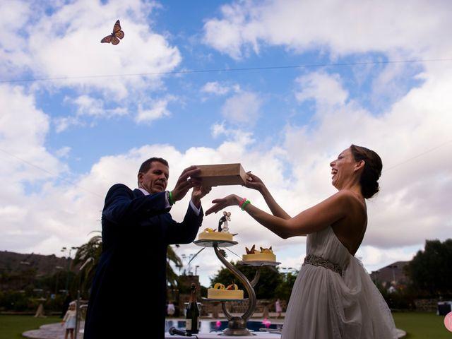 La boda de Manuel y Raquel  en Las Palmas De Gran Canaria, Las Palmas 1