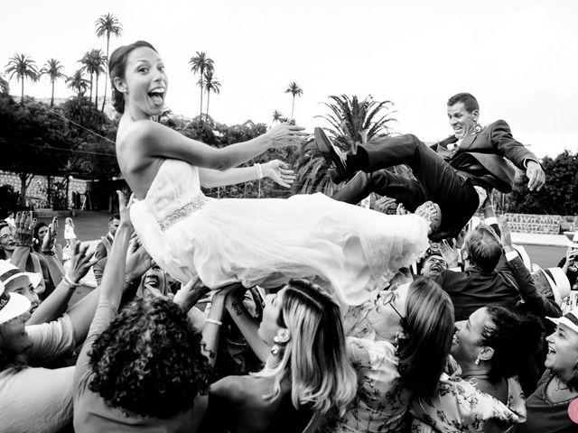 La boda de Manuel y Raquel  en Las Palmas De Gran Canaria, Las Palmas 5