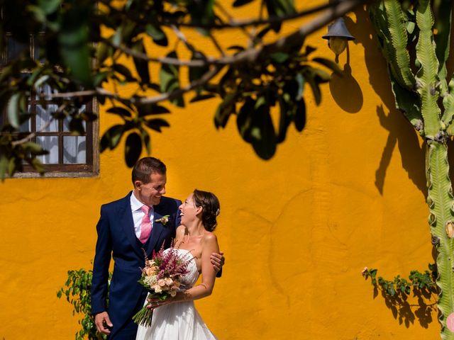 La boda de Manuel y Raquel  en Las Palmas De Gran Canaria, Las Palmas 6