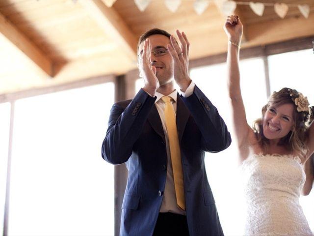 La boda de Toni y Marina en Estanyol, Girona 14