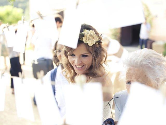 La boda de Toni y Marina en Estanyol, Girona 17