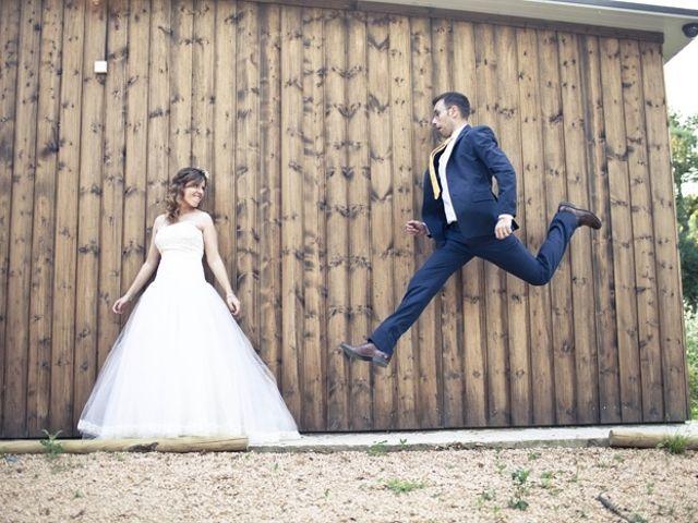 La boda de Toni y Marina en Estanyol, Girona 21