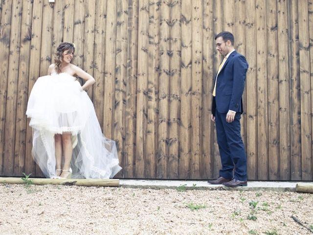 La boda de Toni y Marina en Estanyol, Girona 22