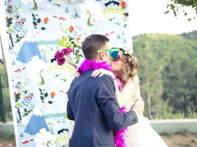 La boda de Toni y Marina en Estanyol, Girona 25