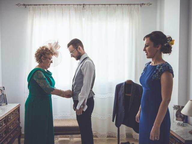 La boda de Pedro y Ana Belén en Los Villares, Jaén 2