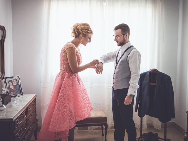 La boda de Pedro y Ana Belén en Los Villares, Jaén 5