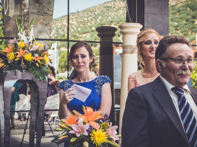 La boda de Pedro y Ana Belén en Los Villares, Jaén 17