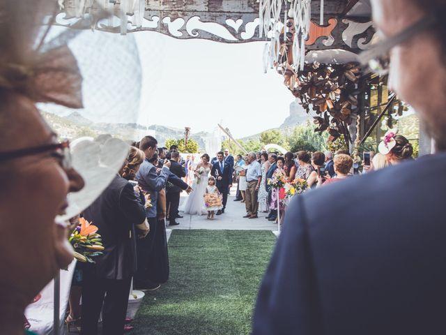 La boda de Pedro y Ana Belén en Los Villares, Jaén 18
