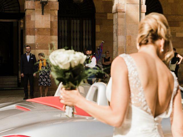 La boda de Guillaume y Bea en Oviedo, Asturias 13