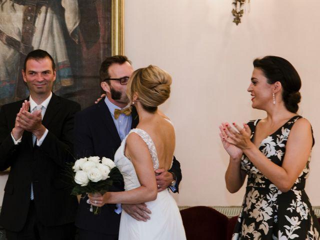 La boda de Guillaume y Bea en Oviedo, Asturias 20