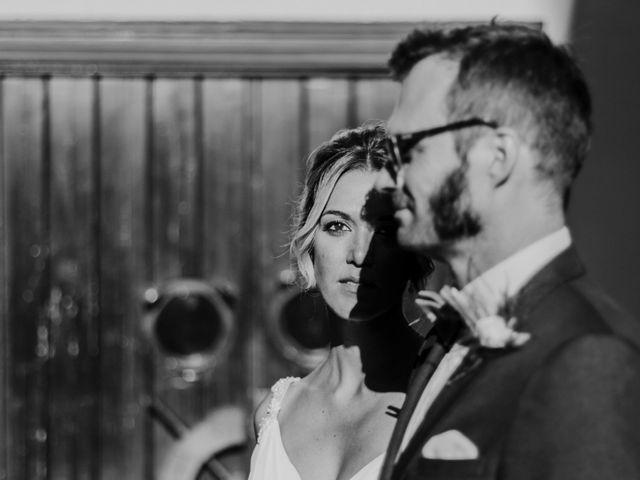 La boda de Bea y Guillaume