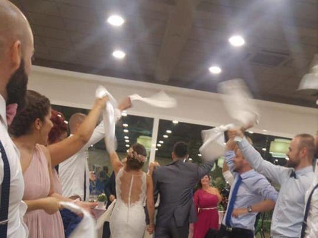 La boda de pablo y cristina en L' Alcúdia, Valencia 4