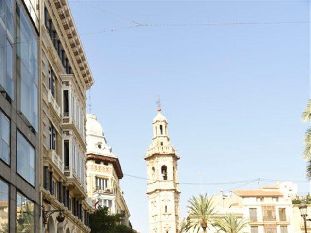 La boda de pablo y cristina en L' Alcúdia, Valencia 7