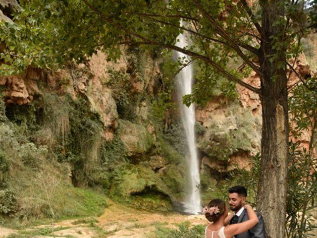 La boda de pablo y cristina en L' Alcúdia, Valencia 12