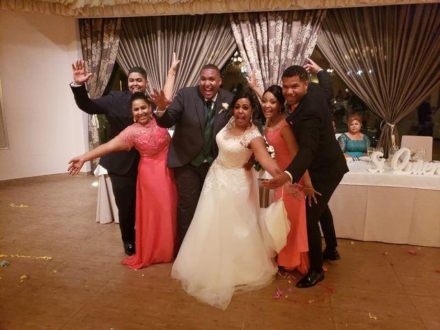La boda de Ramon y Josardy en Plasencia, Cáceres 1