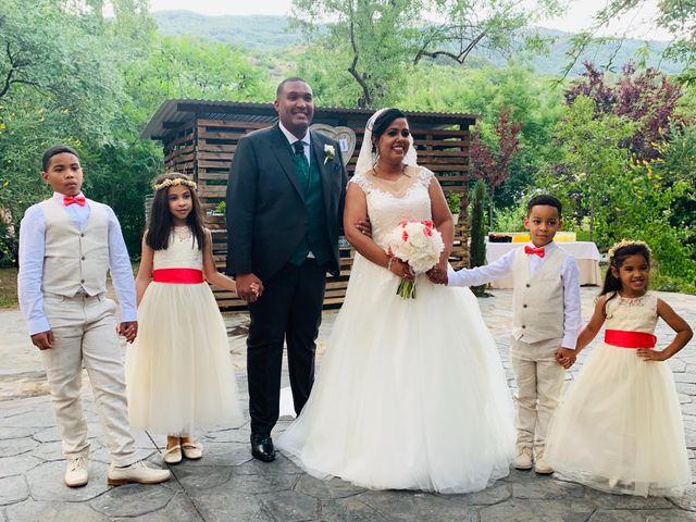 La boda de Ramon y Josardy en Plasencia, Cáceres 3