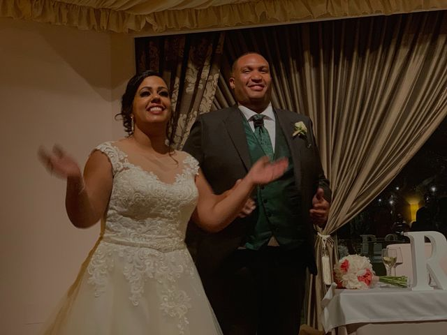 La boda de Josardy y Ramon
