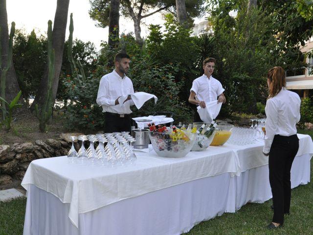 La boda de Javier y Sonia en Eivissa, Islas Baleares 20