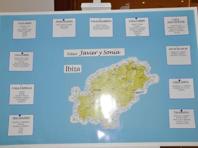 La boda de Javier y Sonia en Eivissa, Islas Baleares 25