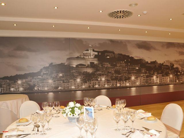 La boda de Javier y Sonia en Eivissa, Islas Baleares 26