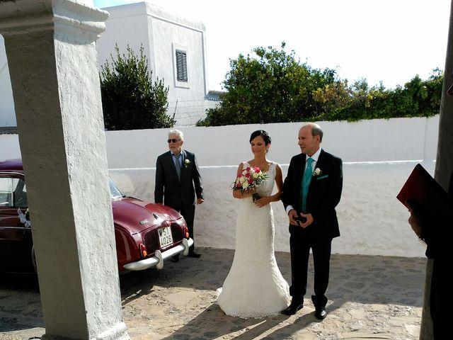 La boda de Javier y Sonia en Eivissa, Islas Baleares 14