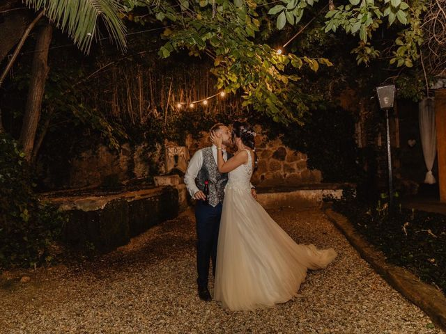La boda de David y Maribel en Caldes De Montbui, Barcelona 1