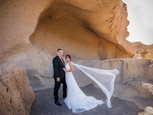 La boda de Leydi y Rubén