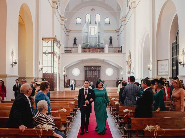 La boda de Pedro y Mercedes en Manzanares, Ciudad Real 39