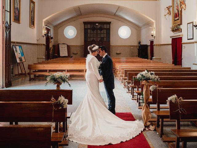 La boda de Pedro y Mercedes en Manzanares, Ciudad Real 55