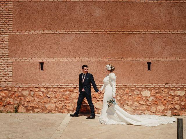 La boda de Pedro y Mercedes en Manzanares, Ciudad Real 61