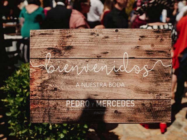 La boda de Pedro y Mercedes en Manzanares, Ciudad Real 62