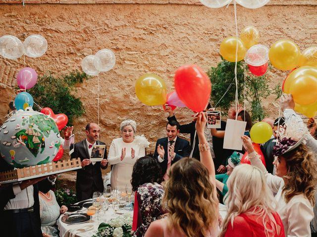 La boda de Pedro y Mercedes en Manzanares, Ciudad Real 74
