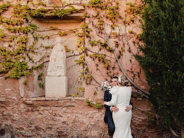 La boda de Pedro y Mercedes en Manzanares, Ciudad Real 78
