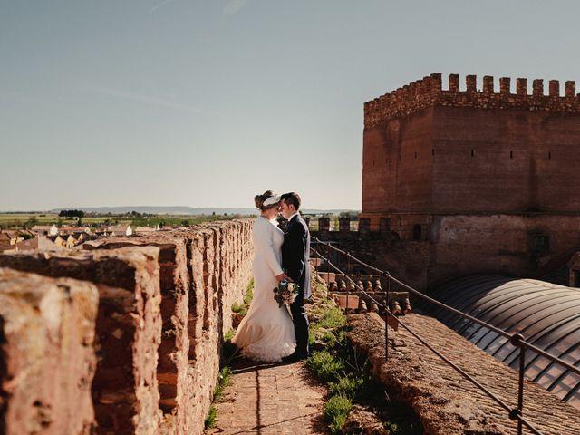 La boda de Pedro y Mercedes en Manzanares, Ciudad Real 84