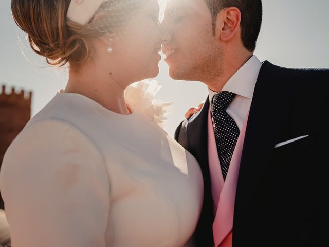 La boda de Pedro y Mercedes en Manzanares, Ciudad Real 86