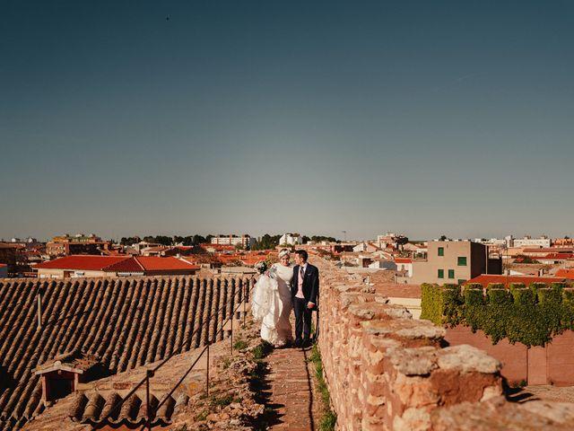 La boda de Pedro y Mercedes en Manzanares, Ciudad Real 87