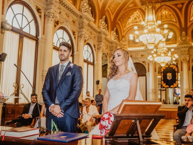La boda de Jonatan y Lorena en Puerto De La Torre, Málaga 17